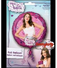"Violetta mylar 18"" palloncino"
