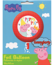"Peppa Pig New 18"" palloncino"