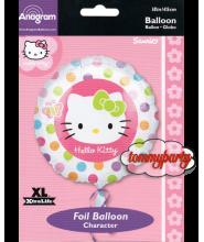 """Hello Kitty Rainbow S60 18"""" palloncino"""