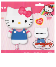 Hello Kitty summer fun kitty s/s palloncino