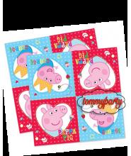 Peppe Pig 16 tovaglioli