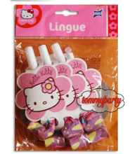 Hello Kitty lingue
