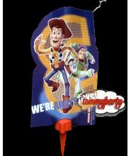 Candelina Toy Story mascherina