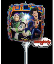 Toy Story 3 mini shape palloncino