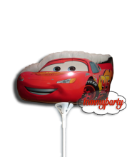 Cars mini shape palloncino