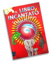 Il Libro incantato - La magia dei colori