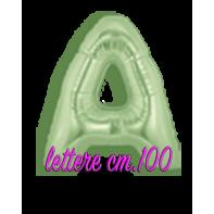 Palloncini Lettere Foil cm.100