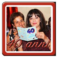 Palloncini 40 anni & Co.