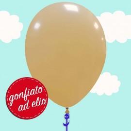 palloncino color pelle pastello ad elio