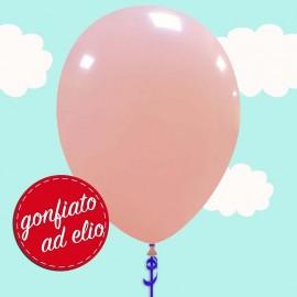 palloncino rosa baby pastello ad elio