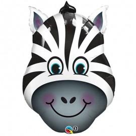 palloncino zebra animale