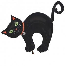 palloncino gatto nero