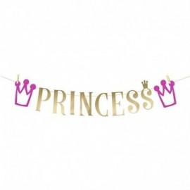 festone oro metallizzato Princess