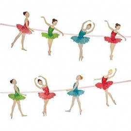 Festone ballerine Girl...