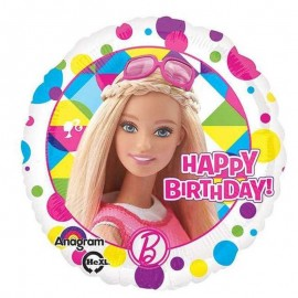 palloncino barbie 18