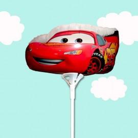 palloncino cars mini shape