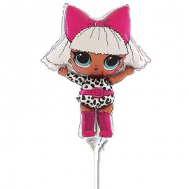palloncino lol diva mini