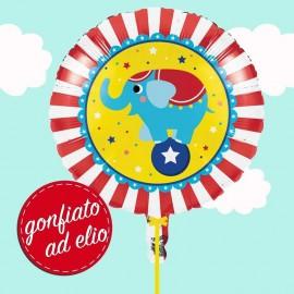 palloncino Circo ad elio