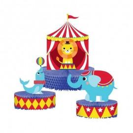 centrotavola circo