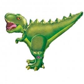 palloncino sgonfio dinosauro T-Rex