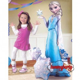 palloncino Elsa misura maxi