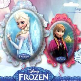 frozen specchio palloncino mylar