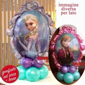 palloncino specchio di Frozen