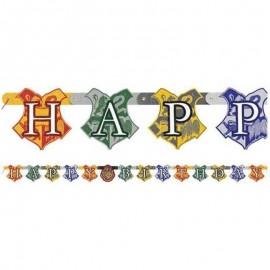 festone Harry Potter festa