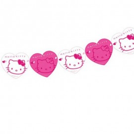 festone hello kitty comleanno