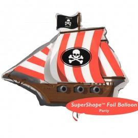 palloncino galeone pirati