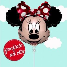 minnie mouse palloncino ad elio