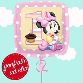 "Baby Minnie Palloncino 18""..."