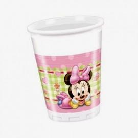 baby minnie bicchieri