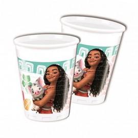bicchieri plastica Oceania pz 8