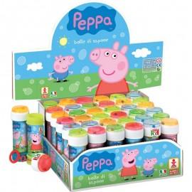 bolle di sapone peppa pig