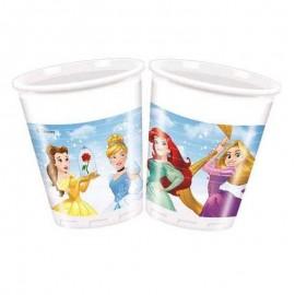 bicchiere principesse pz.8