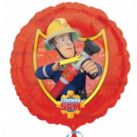 palloncino Sam il Pompiere