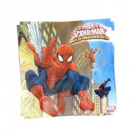 tovaglioli Spiderman web