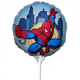 palloncino Spiderman mini shape