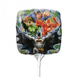 palloncino justice league mini shape