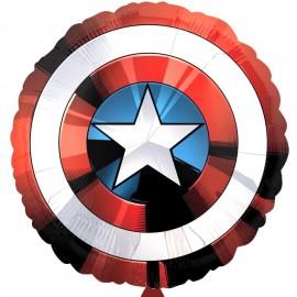 palloncino scudo capitan America