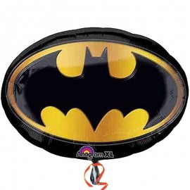 palloncino stemma Batman
