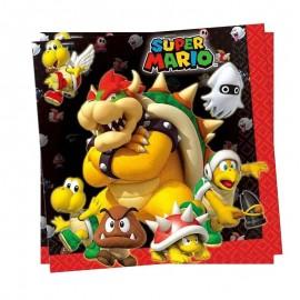 tovaglioli super Mario