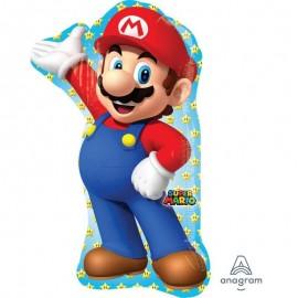 Palloncino Super Mario Bros Shape