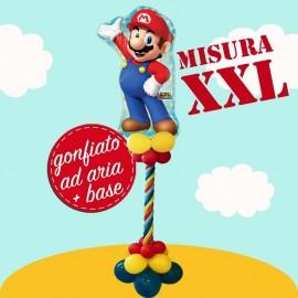 composizione alta di Mario Bros