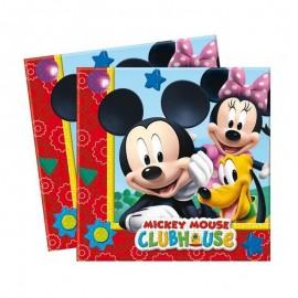 tovaglioli Mickey Mouse