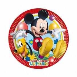 Mickey Mouse 8 piattini...