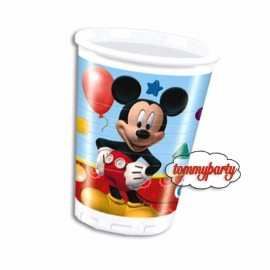 Mickey Mouse bicchieri...