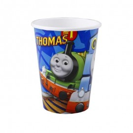 bicchieri Thomas trenino compleanno