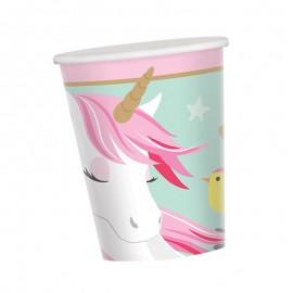 bicchieri unicorno magico